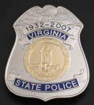 VSP 75th Anniversary Badge