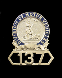 Historic DMV Cap Device